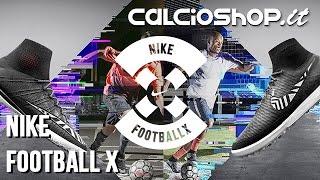 Review: Nike Collezione Calcetto FootballX