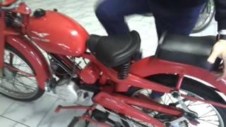Moto Guzzi Cardellino 73cc del 1956
