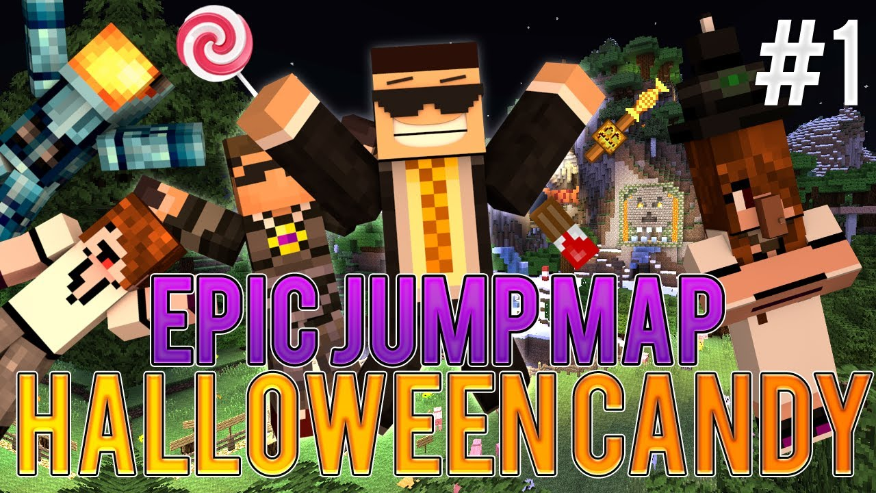 out now epic jump map halloween candy ep1 w