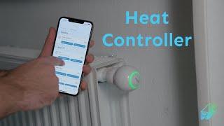 Inteligentny dom FIBARO #4 Heat Controller i Heat Sensor    Robert Nawrowski