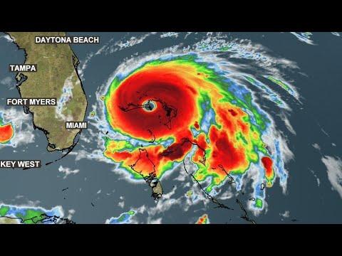 Tracking Hurricane Dorian | Category 5 Storm Batters The Bahamas