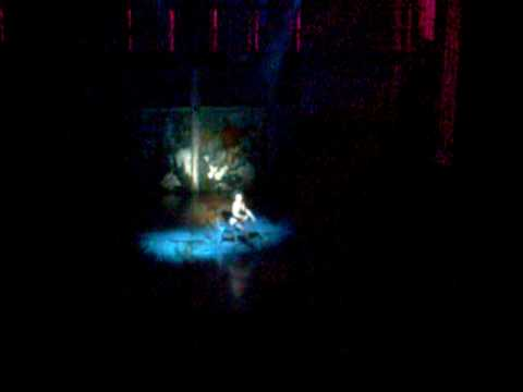 Flashdance The musical Liverpool