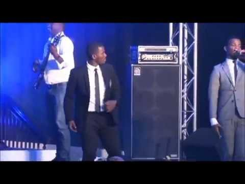 Meyiwa, Masuku join Zakes Bantwini on Stage at Pirates Awards 2014