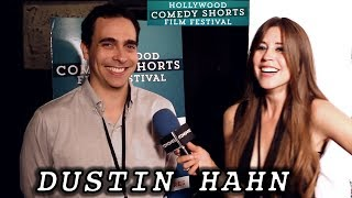 Dustin Hahn Interview - 2018 Hollywood Comedy Shorts Film Festival