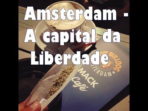 Amsterdam - A capital da Liberdade