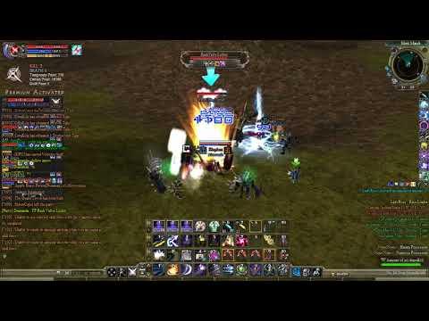 RF Online Moonlight - Pit Boss Cora HQ [22/09/17]