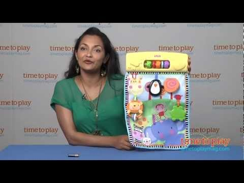 Discover N Grow Musical Activity Play Wall From Fisher-Price