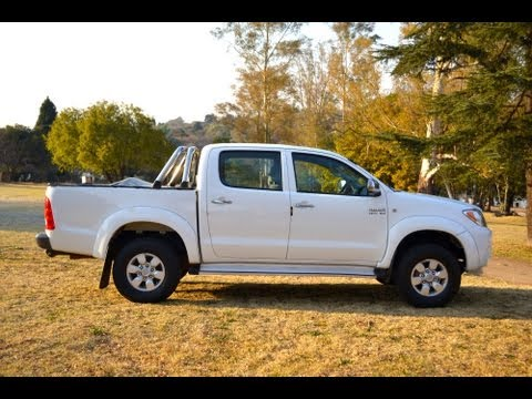 2005 Toyota Hilux 2.7 VVti  – 2549 For Sale