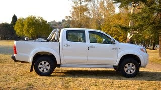 2005 Toyota Hilux 2.7 VVti  - 2549 For Sale