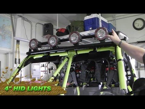 CAN-AM Maverick Turbo Build – Part 6 Lighting