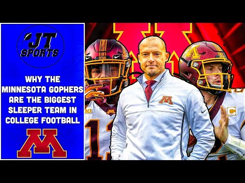 Why The Minnesota Gophers Are The Biggest Sleeper Team In College Football 2020 | CFB
