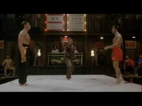Bloodsport: Frank Dux vs Paco