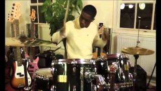 Stephen Asamoah Duah - Tinie Tempah Pass Out Drum Cover