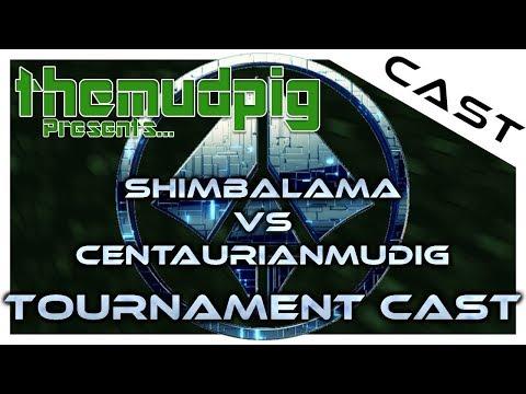 [AotSE] Shimbalama (PHC) v centaurianmudpig (Sub) - Ashes of the Singularity Escalation Cast |
