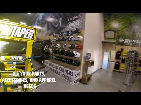 Mountain Motorsports Mall Of GA Ride Through
