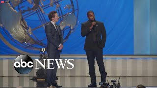 joel-osteen-kanye-west-join-hands-special-sunday-service
