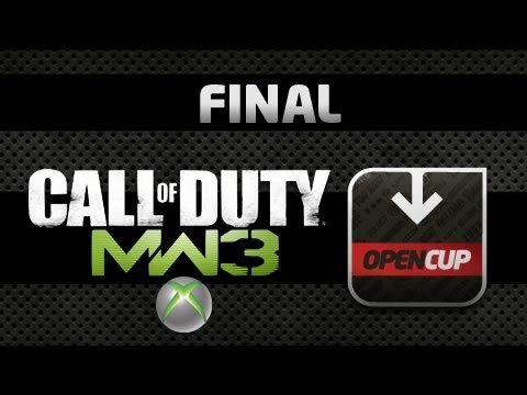 Darkgamers vs OverGaming - Final MW3 Xbox360 Open Cup 4 LVP Temporada 3