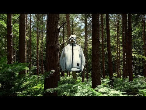 The Solar Charged Jacket filmed over 24 hours