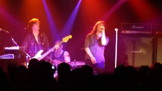 Europe - Only You Can Rock Me (UFO cover) LIVE IN LONDON 1.11.09