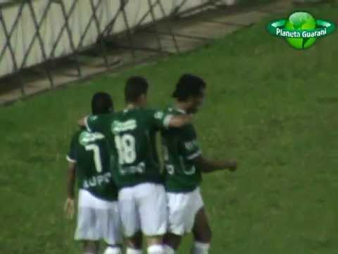 GOLS: Guarani 2x1 Atlético PR - 13ª Rodada Campeonato Brasileiro Série B 2012