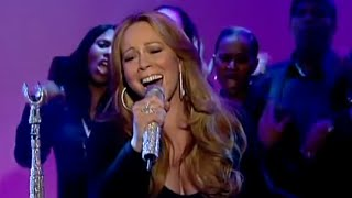 """Mariah Carey """"I Wanna Know Whoaaaah!!"""" Live Vocals Comparison - I Want To Know What Love Is"""