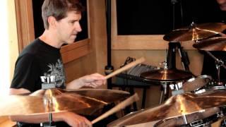 Chad Wackerman's Solo Performance at Vic's Drum Shop