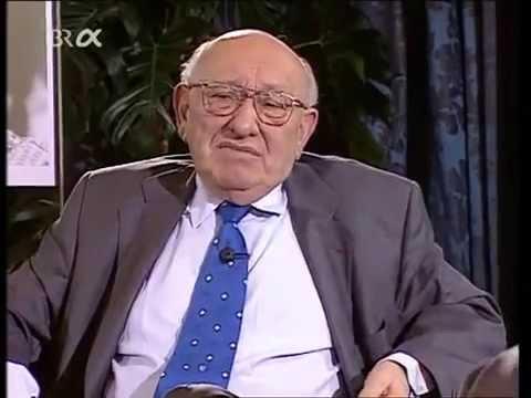 Lauter schwierige Patienten 07 12 Marcel Reich Ranicki über Golo Mann und die Familie Mann