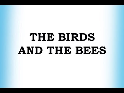The Birds And The Bees - ABC Kids