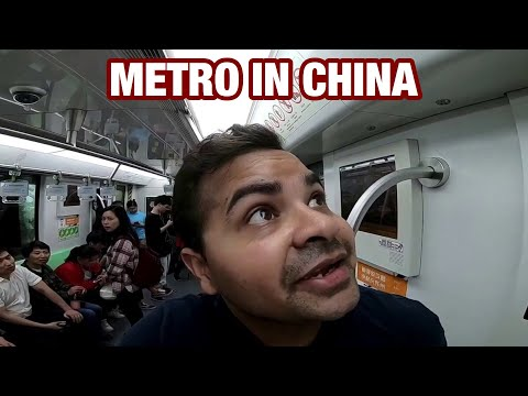 Local Metro Travel In China In Marathi|| Marathi Vlogs In China || Marathi Vlog||