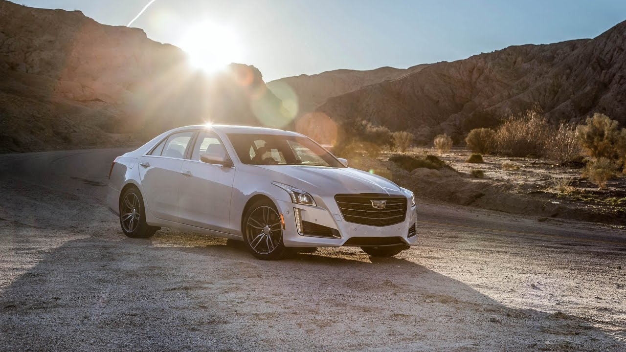 Cadillac Cts V Sport 2018 Car Review Youtube