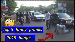Top 5 Laughs Pranks In Youtube Try Not To Laugh
