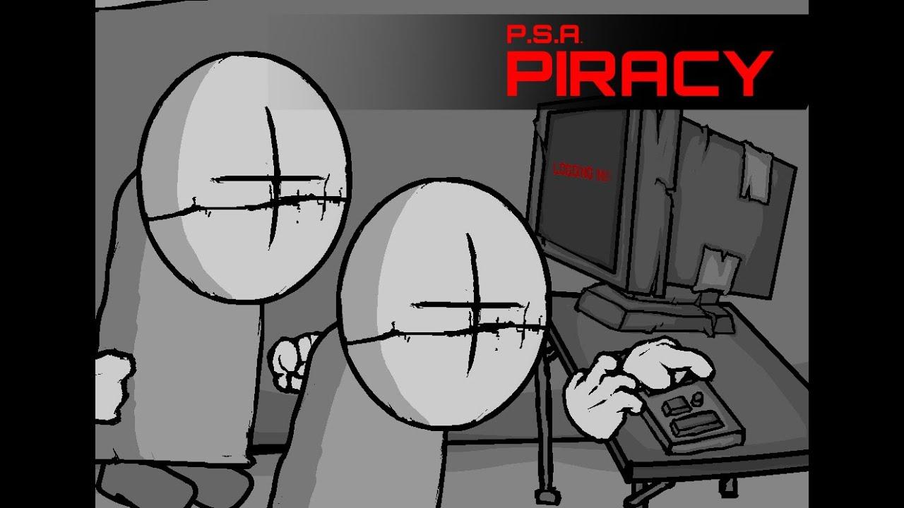 P.S.A. - Piracy