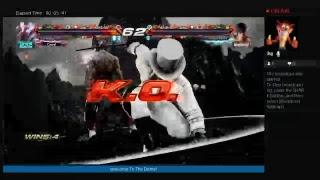 WTTD Tekken 7 Knuckle up