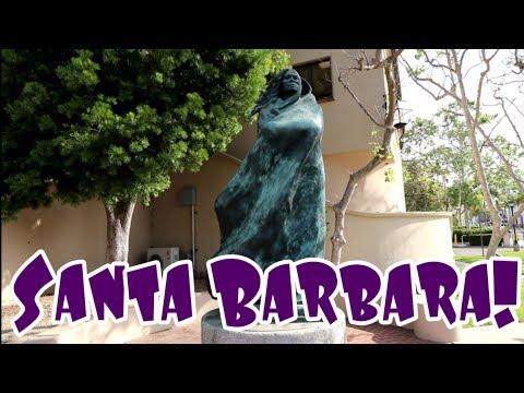 #636 SANTA BARBARA CEMETERY, 1st SAMBO'S, & The Island Woman  - Daze With Jordan The Lion (5/4/2018)
