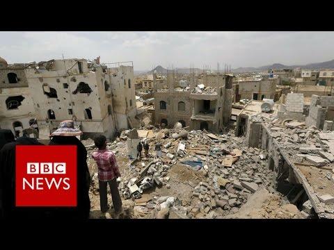 Inside Yemen: Saudi air strikes and Britain
