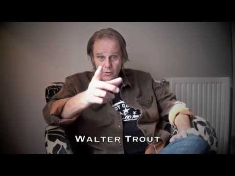 INTERVIEW WITH WALTER TROUT BY ROCKNLIVE PROD
