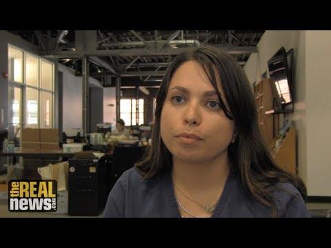 "Exclusive: Nurse Speaks Out Over Johns Hopkin's ""Anti-Union Campaign"""