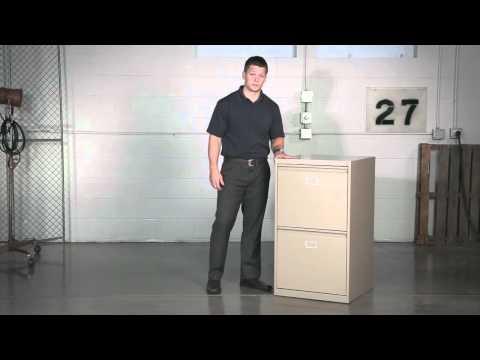 Safco Vertical Storage File Cabinet