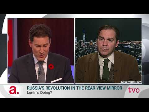 Russia's Revolution in the Rear View Mirror