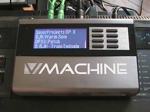 V-MACHINE: Famous Sounds!