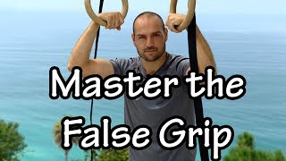 Still Rings Basics: Master the False Grip With Antranik