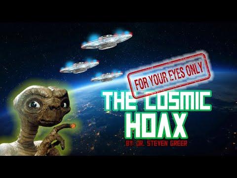 The Cosmic Hoax: An Exposé - Dr. Steven Greer full 2021 Documentary ?