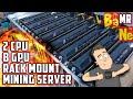 Ethereum Crypto Mining Custom PC Server with 8 Nvidia GTX ...