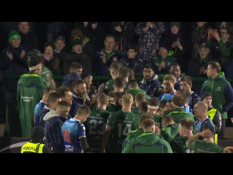 Connacht Rugby vs Benetton Rugby 220319