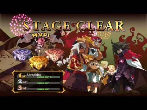 Disgaea 5: Stage 1-2 Max Bonus |