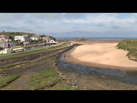 Bude Seaside Resort Town In North Cornwall