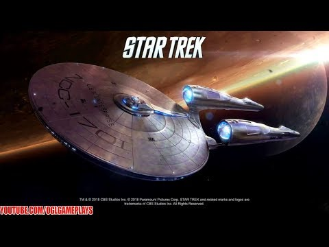Star Trek: Fleet Command Android iOS Gameplay (By DIGPRM Games, LLC)
