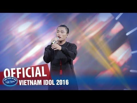 VIETNAM IDOL 2016 - GALA 9 - TÔI ĐANG HÁT - VIỆT THẮNG