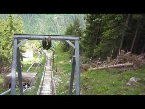 Parc d'Attractions du Châtelard, Valais, Suisse