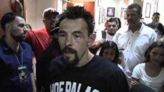 'YOU BEAT THE S*** OUT OF PEOPLE & YOU LOSE' - ROBERT GUERRERO AFTER SHOCK DEFEAT TO DAVID PERALTA